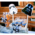 BARRA DE SNACKS STAR WARS