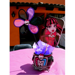ADORNO MONSTER HIGH