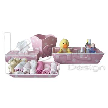 Kashu design kit para el cuarto del bebe en madera for Cuarto kit del america