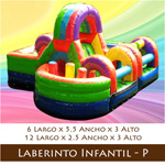 INFLABLES INFANTILES